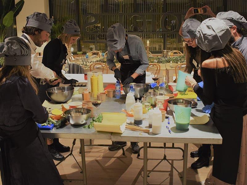 Actividades Team Building en Dini Catering