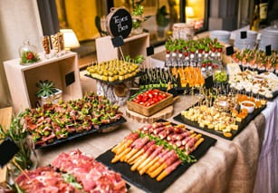 Catering para cumpleaños en Barcelona