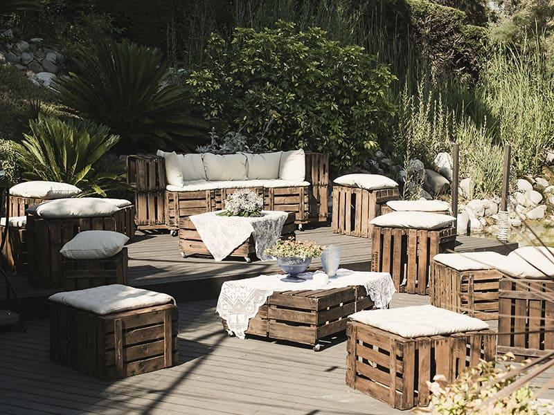 Catering para bodas al aire libre en Barcelona
