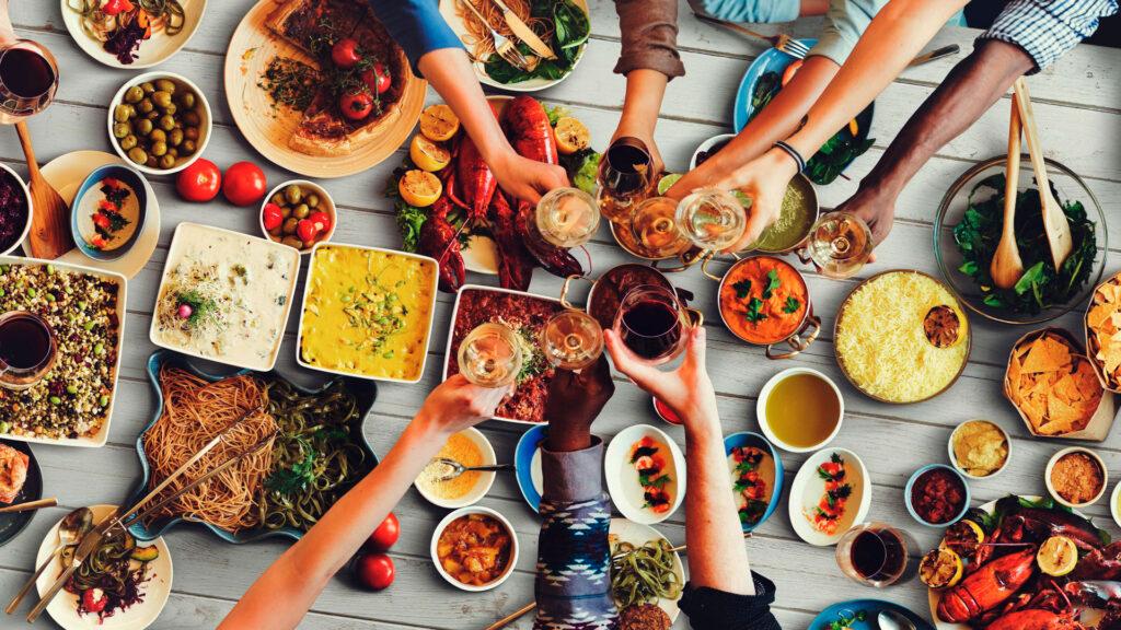 Catering de gastronomía mediterránea en Barcelona