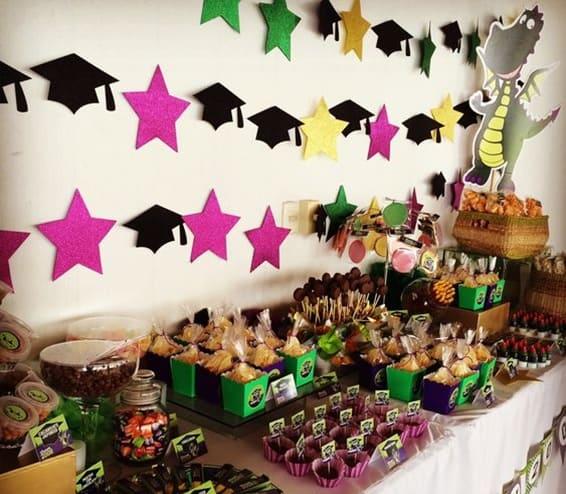 Fiesta de graduación primaria